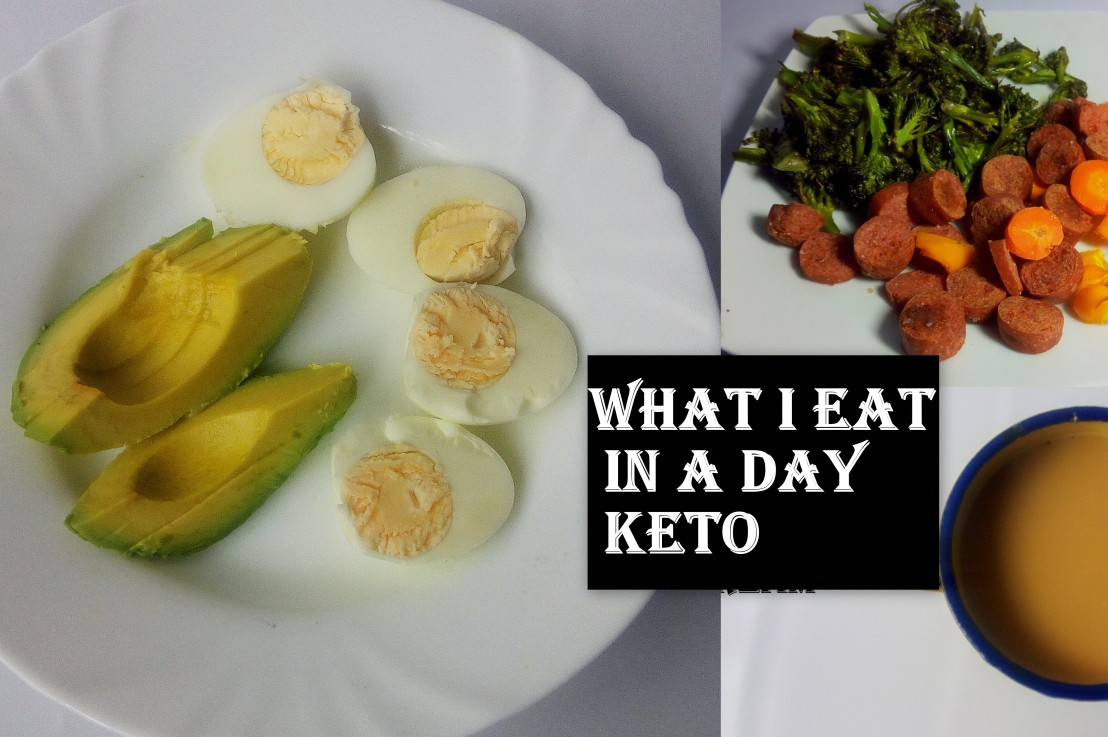 WHAT I EAT IN A DAY KETO|DAY 5